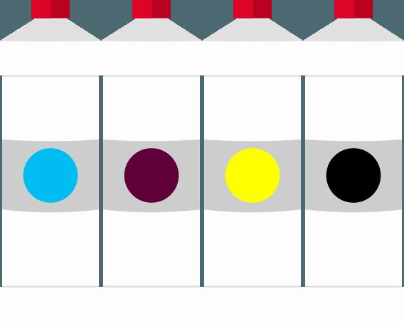 Ceramic Toners - PrintCeramic